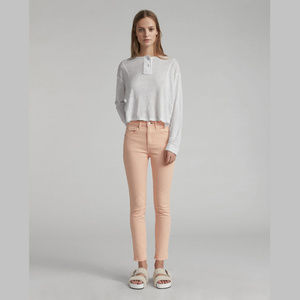 New Women's rag & bone High Rise Skinny Jeans 28